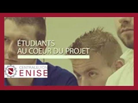 ENISE : Projet étudiant sur la fabrication additive