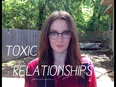 Release That Toxic Relationship!   Gigi Young