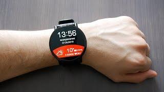 Android-смартфон Lemfo Lem X в форме часов с LTE, GPS и 8Мп камерой
