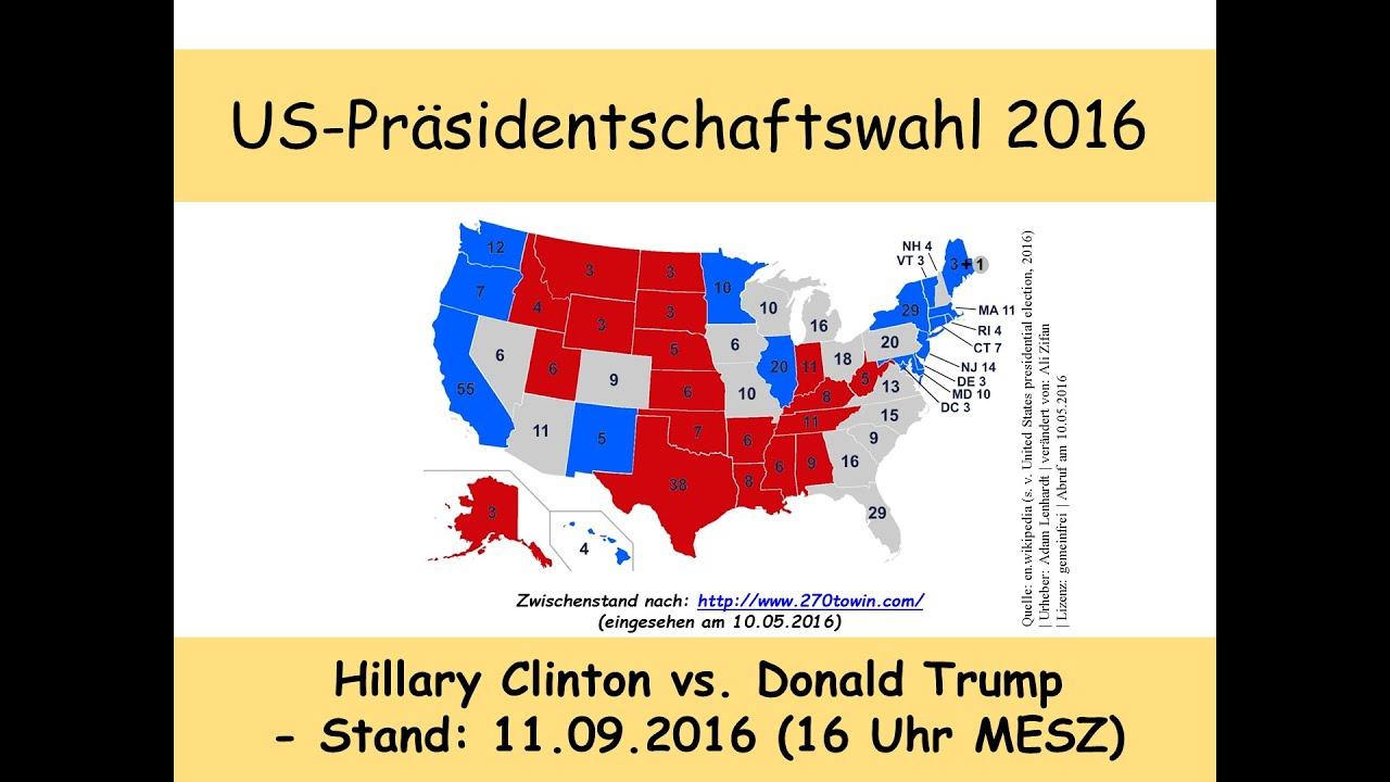 Trump Prognose