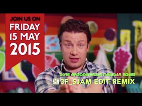 3F SJAM Squash It Sandwich #FoodRevolutionDay song EDIT