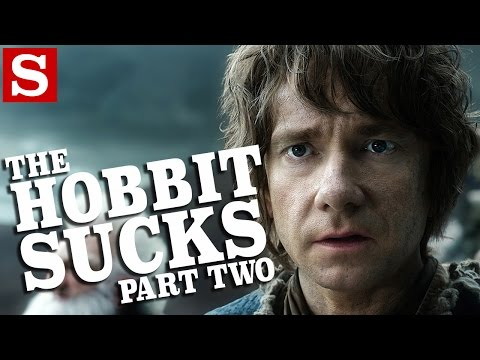 Why The Hobbit Sucks Part Two: Tensionless Action