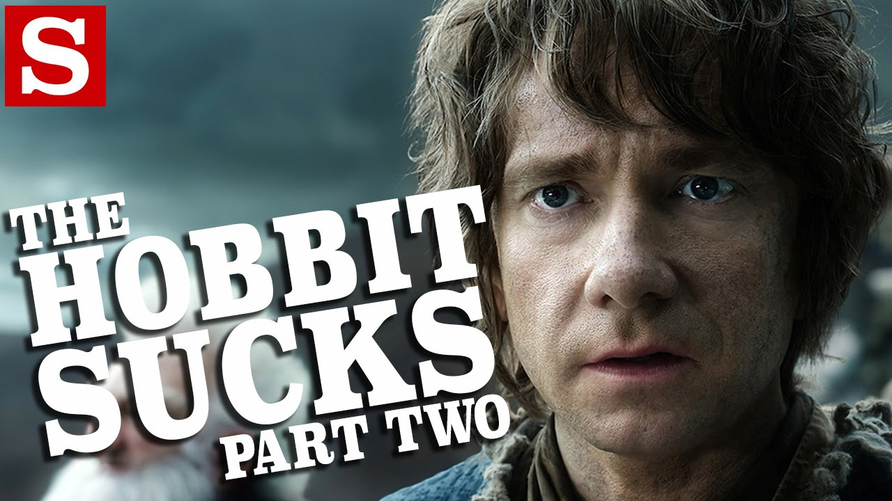 Download Why The Hobbit Sucks Part Two: Tensionless Action