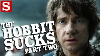 Video Why The Hobbit Sucks Part Two: Tensionless Action download MP3, 3GP, MP4, WEBM, AVI, FLV Juli 2018