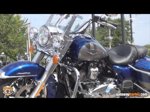 New 2017 Harley Davidson FLHR Road King For Sale St Charles Missouri
