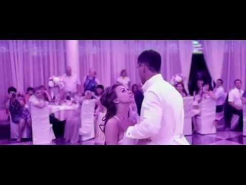 Безумно красивый свадебный танец Потрясающая свадебная румба - Студия Держи Ритм