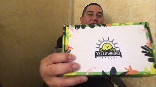Hot Sauce Review [ YellowBird ] Sampler Pack - A gift from the homeboy Michael Simons - MrMaD