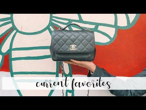 CURRENT FAVORITES | CHANEL, CELINE
