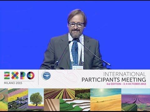 IPM2013. Building and Organizing the Expo Site - Ottorino Passariello