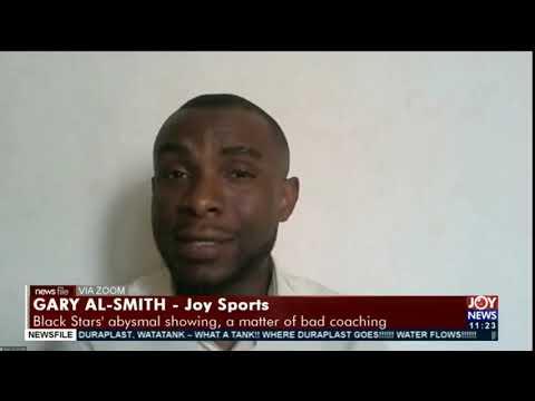 Joy Sports Editor, Gary Al-Smith explains why CK Akonnor was sacked #Newsfile #JoyNews