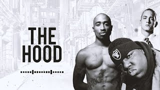 Скачать The Hood 2Pac Eminem The Notorious B I G Remix By Tupac Thug Theory