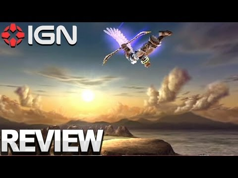 Kid Icarus: Uprising - Video Review