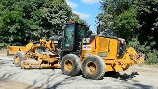 Ремонт дороги поблизу Скалата розпочався.Обіцянка виконується 05.04.2019 р.