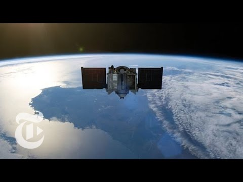 Osiris-Rex: Chasing Asteroid Bennu | Out There | The New York Times