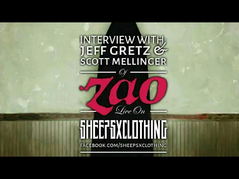 EPISODE 33: LIVE Interview with Jeff Gretz and Scott Mellinger of Zao