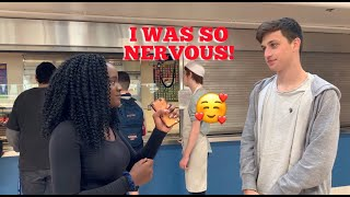 I ASKED BOYS OUT😮| PUBLIC INTERVIEW 📚| HIGH SCHOOL EDITION📝