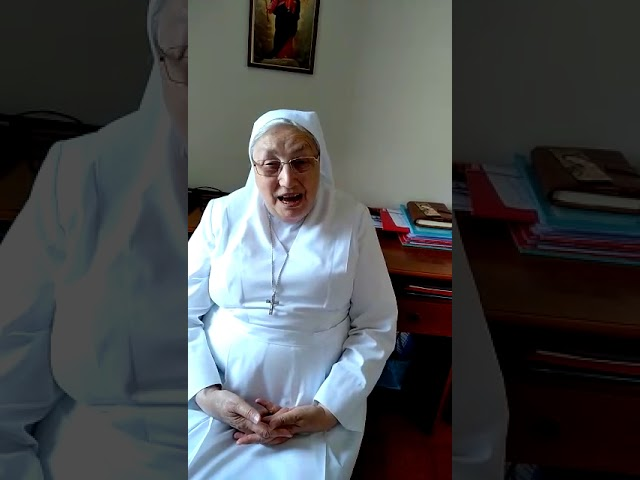 Message of Mother Yvonne to the FMA Sisters Shillong Province