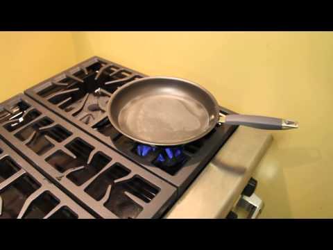 American Range Boil Test