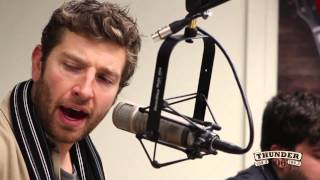 Brett Eldredge performs""