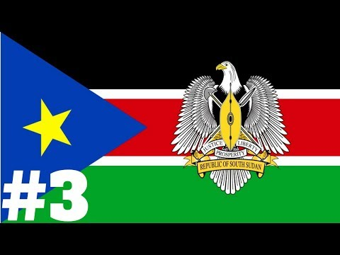 Geopolitical Simulator 4 2018 - South Sudan - pt 3: Trade Deals