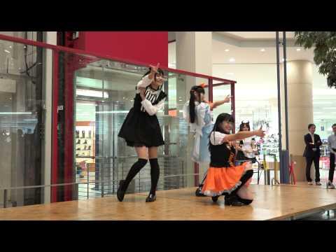 2014/10/18 とやまde 踊ってみた in ファボーレハロウィンパーティー 1部