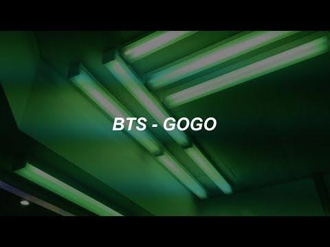 BTS (방탄소년단) '고민보다 GO (GOGO)' Easy Lyrics