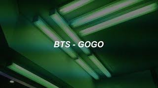 [3.57 MB] BTS (방탄소년단) '고민보다 GO (GOGO)' Easy Lyrics