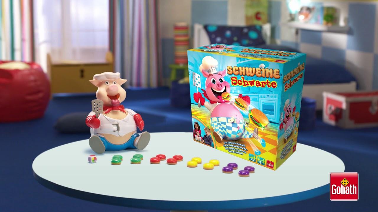 Spiel Schweine Schwarte
