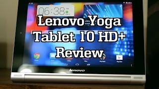 Lenovo Yoga Tablet 10 HD+ Review