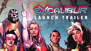 EXCALIBUR #1 Launch Trailer | Marvel Comics