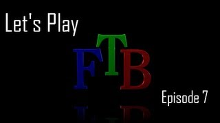 Let's Play Ftb! S1e7 :: Penguins!