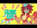 CLOSE UP | Animation Meme (Flipaclip)