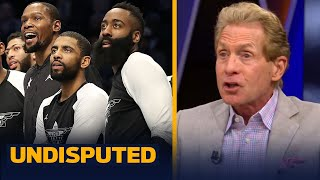 Skip & Shannon react to Houston trading James Harden to Nets to join Kyrie & KD | NBA | UNDISPUTED