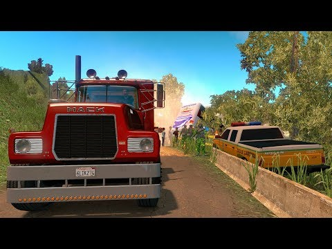 COLOMBIA | Mack RS 700I Carreteras de Montaña rumbo a Saravena