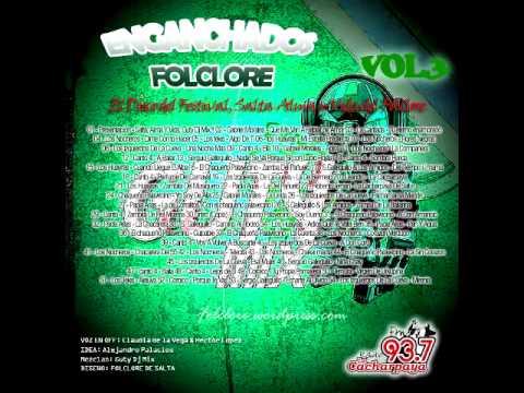 Enganchados de Folclore Vol.3 -- GutyDJ -- Salta, Alma y Vida del Folklore