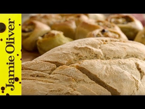 Homemade Bread | Keep Cooking and Carry On | Jamie Oliver