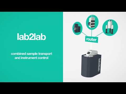 SPT Lab2Lab: Novel Sample And Data Transfer Network System