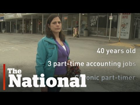 Canadian Jobs Have Poor Pay and Hours