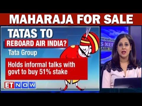 Air India AKA Maharaja For Sale
