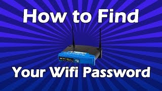 How to Find Your WiFi Password Easily!