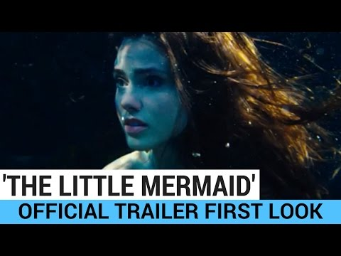 'The Little Mermaid' Official Live Action Trailer (FIRST LOOK)