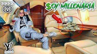 24 HORAS SIENDO MILLONARIA  - Lulu99