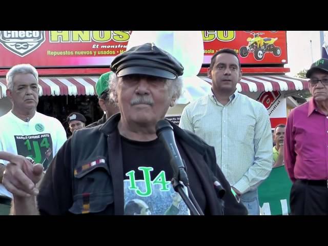 Manolo Tavarez 50 Aniversario San Jose De Las Matas