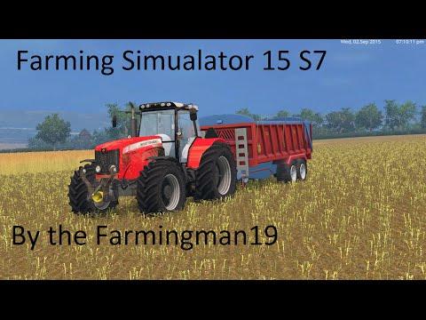 Farming Simulator 15 - S7E4 - Baling