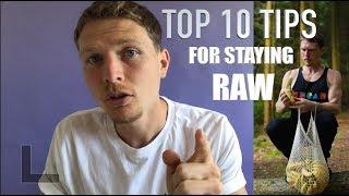 10 Tips for Going RAW VEGAN