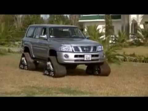 Nissan Patrol: The Hero of All Terrain