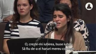 Ruth Veverita - O, creste-mi iubirea