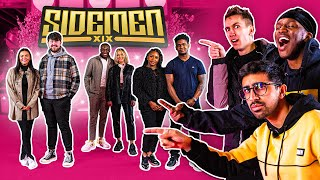SIDEMEN GUESS THE FAKE COUPLE