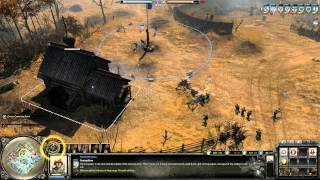 Company of Heroes 2 Gameplay: Joint Operations Doctrine | 2v2 on Moscow Outskirts