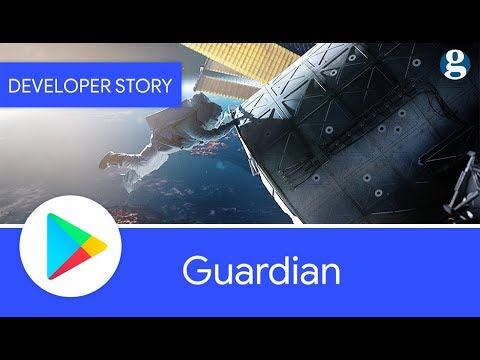 Android Developer Story: The Guardian goes galactic with Android and Google Play (April Fools